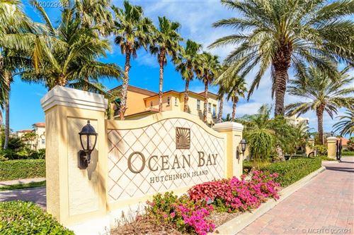 Photo of 242 Ocean Bay Drive, Jensen Beach, FL 34957 (MLS # M20029384)
