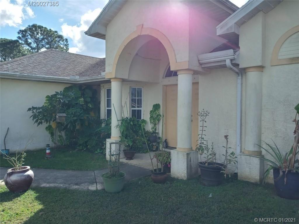 2266 SW Elmwood Avenue, Port Saint Lucie, FL 34953 - MLS#: M20027385