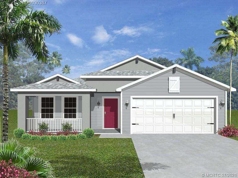4074 SW Mcintosh Street, Port Saint Lucie, FL 34953 - #: M20030387