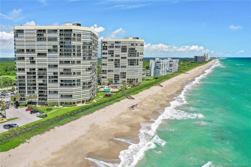 Photo of 9500 S Ocean Drive #1002, Jensen Beach, FL 34957 (MLS # M20031388)