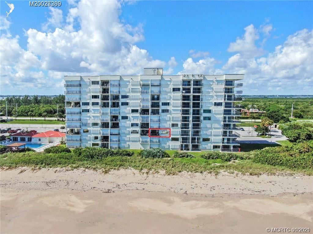 Photo of 9400 S Ocean Dr. #304B, Jensen Beach, FL 34957 (MLS # M20027389)