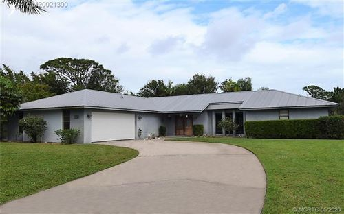 Photo of 3541 SE Micanopy Terrace, Stuart, FL 34997 (MLS # M20021390)