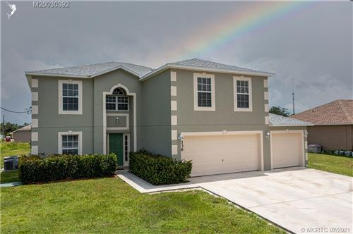 Photo of 6136 NW Gaylord Terrace, Port Saint Lucie, FL 34986 (MLS # M20030392)