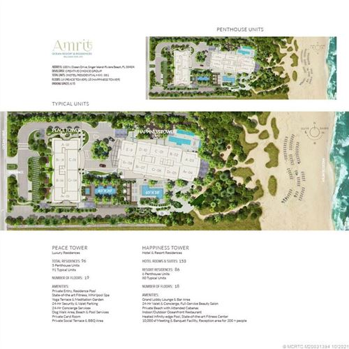 Tiny photo for 3100 N Ocean Drive #H-1805, Singer Island, FL 33404 (MLS # M20031394)