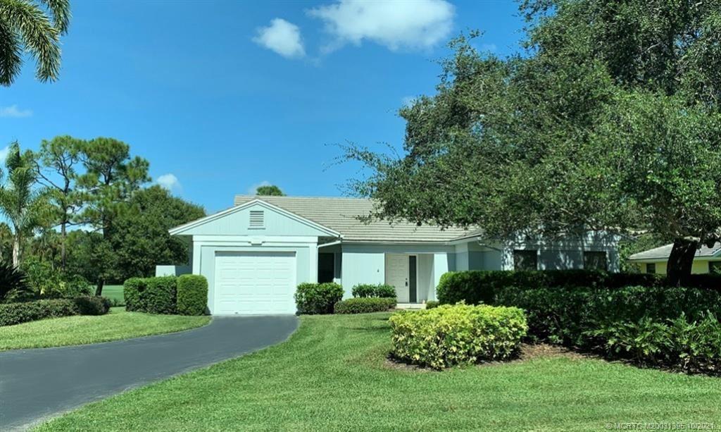 2108 NW Greenbriar Lane, Palm City, FL 34990 - #: M20031395