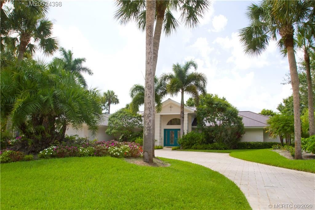 6401 SW Thistle Terrace, Palm City, FL 34990 - #: M20024398