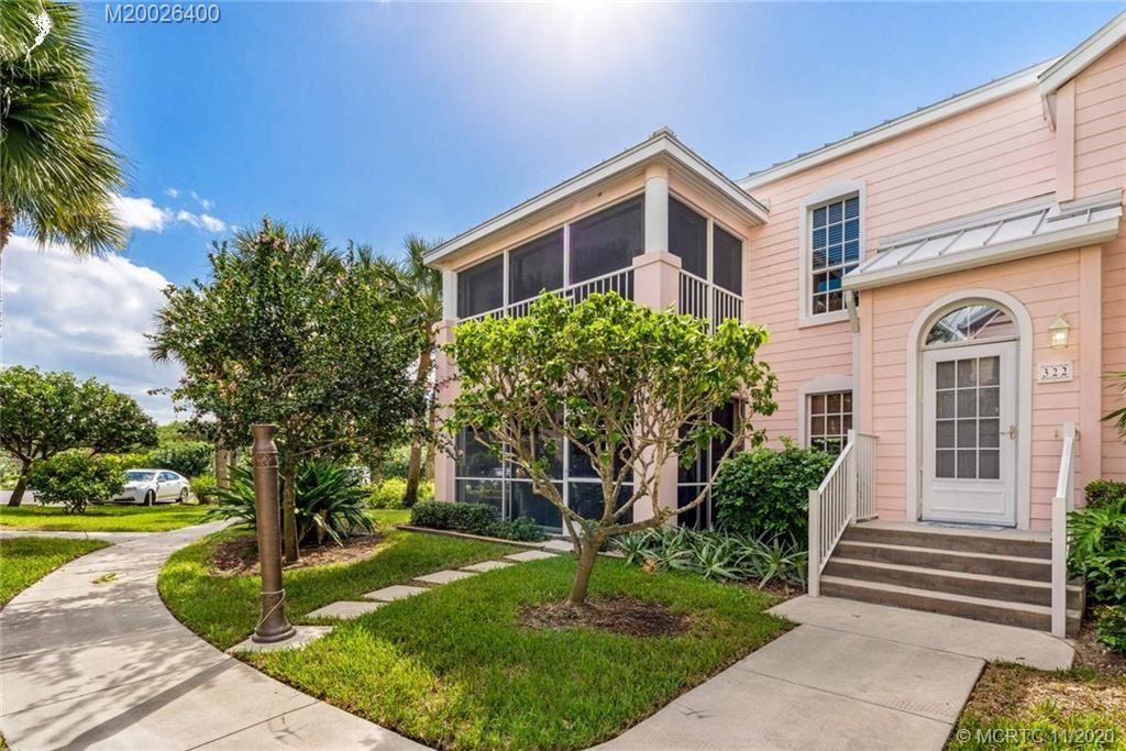 401 NE Plantation Road #322, Stuart, FL 34996 - MLS#: M20026400