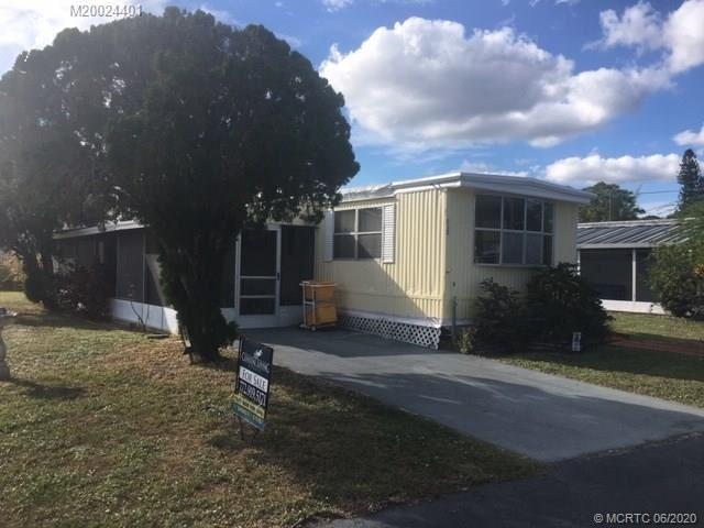 5400 SE Jack Avenue #G12, Stuart, FL 34997 - #: M20024401