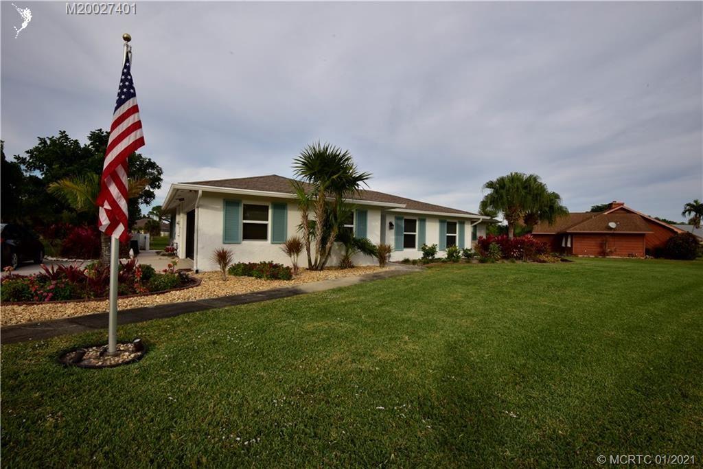 1023 NE Country Way, Jensen Beach, FL 34957 - MLS#: M20027401