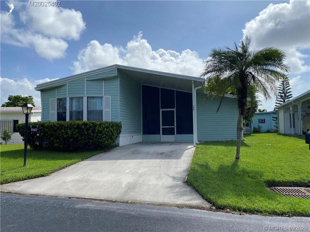 7067 SE Rosewood Lane, Stuart, FL 34997 - #: M20025402