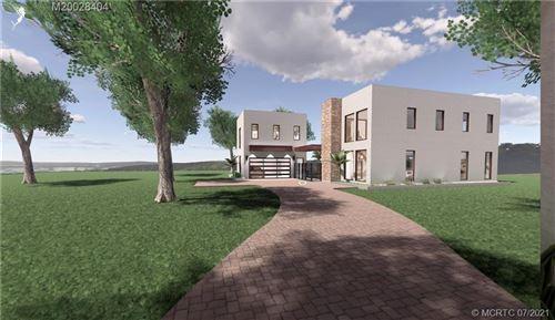 Photo of 1345 SW Estates Place, Palm City, FL 34990 (MLS # M20028404)