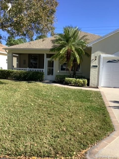 541 NW Portofino Lane, Port Saint Lucie, FL 34986 - MLS#: M20027404