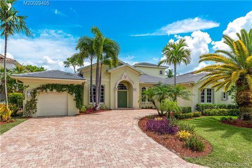 Photo of 307 SW Harbor View Drive, Palm City, FL 34990 (MLS # M20029405)
