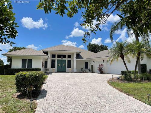 Photo of 884 SW Squire Johns Lane, Palm City, FL 34990 (MLS # M20030405)