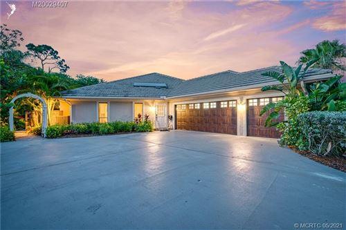 Photo of 4510 SW Thistle Terrace, Palm City, FL 34990 (MLS # M20029407)