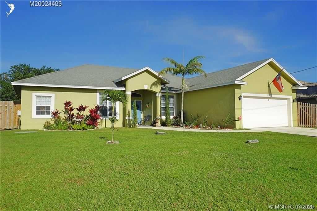 3901 SW Wycoff Street, Port Saint Lucie, FL 34953 - #: M20024409