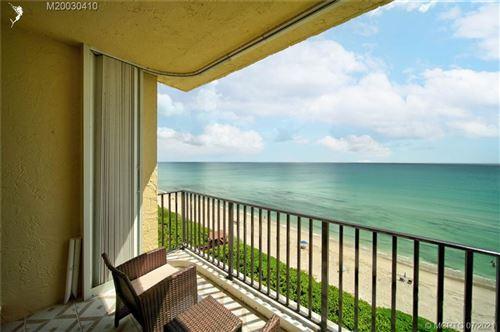 Photo of 7410 S Ocean Drive #808, Jensen Beach, FL 34957 (MLS # M20030410)