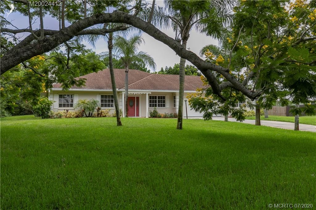 897 SW Woodcreek Drive, Palm City, FL 34990 - #: M20024412