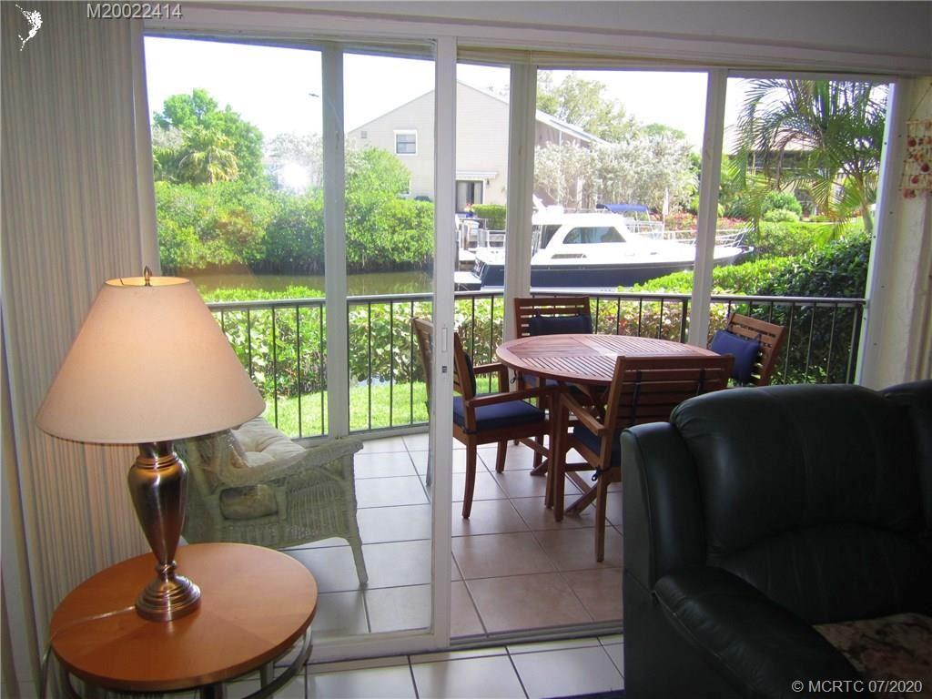 3901 SE Saint Lucie Boulevard #I-69, Stuart, FL 34997 - #: M20022414