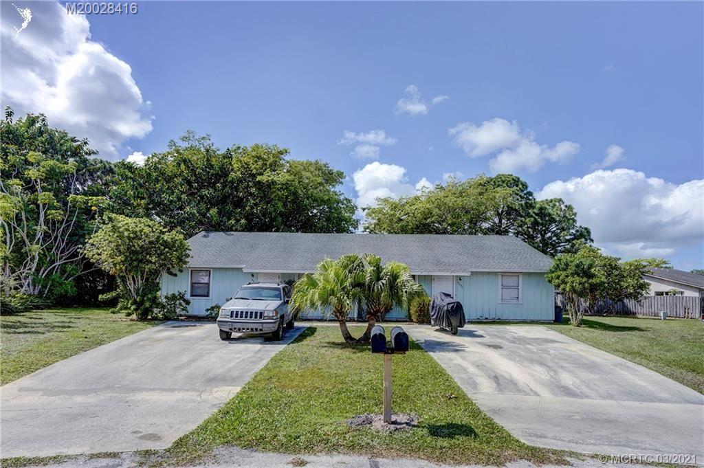 4597 SE Marie Way, Stuart, FL 34997 - #: M20028416