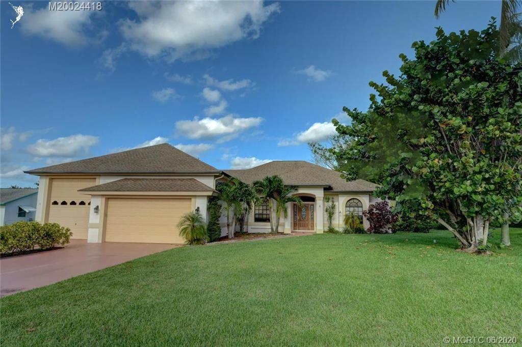 1327 NE Sago Drive, Jensen Beach, FL 34957 - #: M20024418