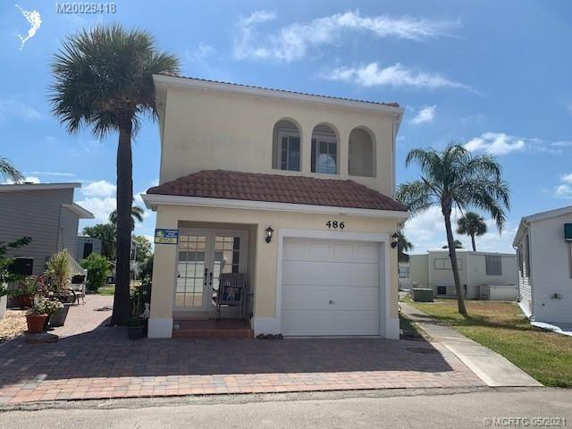486 Nettles Boulevard, Jensen Beach, FL 34957 - #: M20029418