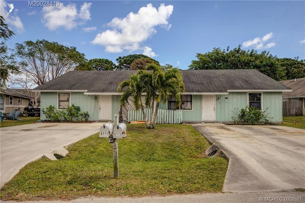 6113 SE Michael Drive, Stuart, FL 34997 - #: M20028419
