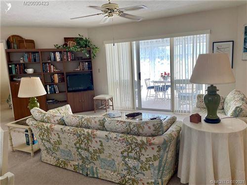 Photo of 3290 SE Aster Lane #D257, Stuart, FL 34994 (MLS # M20030423)