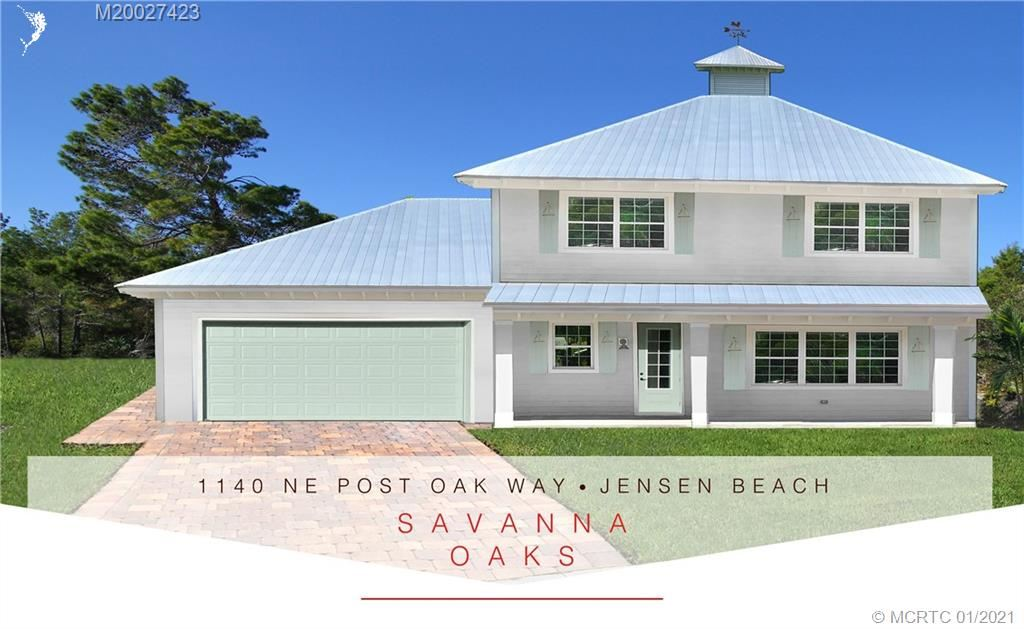 1140 NE Post Oak Way, Jensen Beach, FL 34957 - MLS#: M20027423