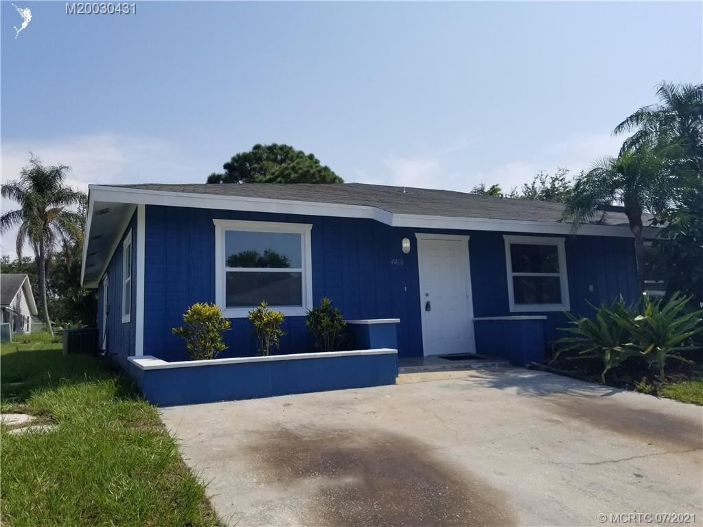 4466 SE Village Road, Stuart, FL 34997 - MLS#: M20030431