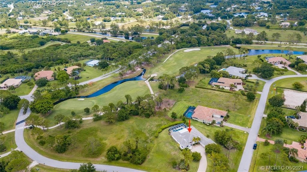 Photo of 1607 SW Cattail Court, Palm City, FL 34990 (MLS # M20029432)