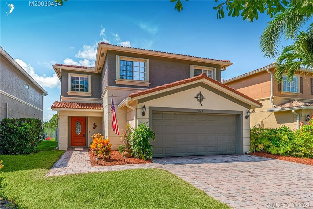 4585 SE Graham Drive, Stuart, FL 34997 - #: M20030434