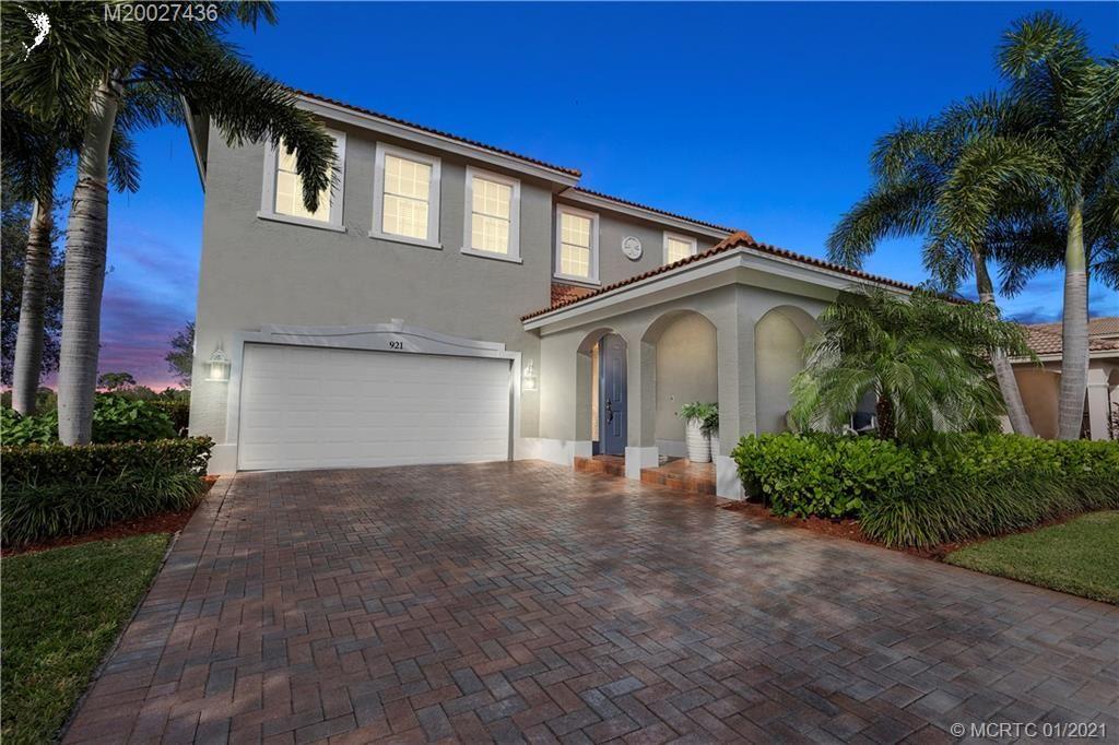 921 SE Fleming Way, Stuart, FL 34997 - #: M20027436
