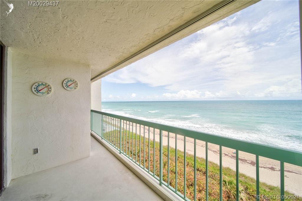 9900 S Ocean Drive #706, Jensen Beach, FL 34957 - MLS#: M20029437