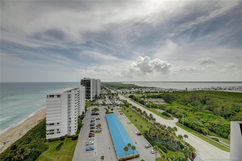 Photo of 9550 S Ocean Drive #1910, Jensen Beach, FL 34957 (MLS # M20031437)