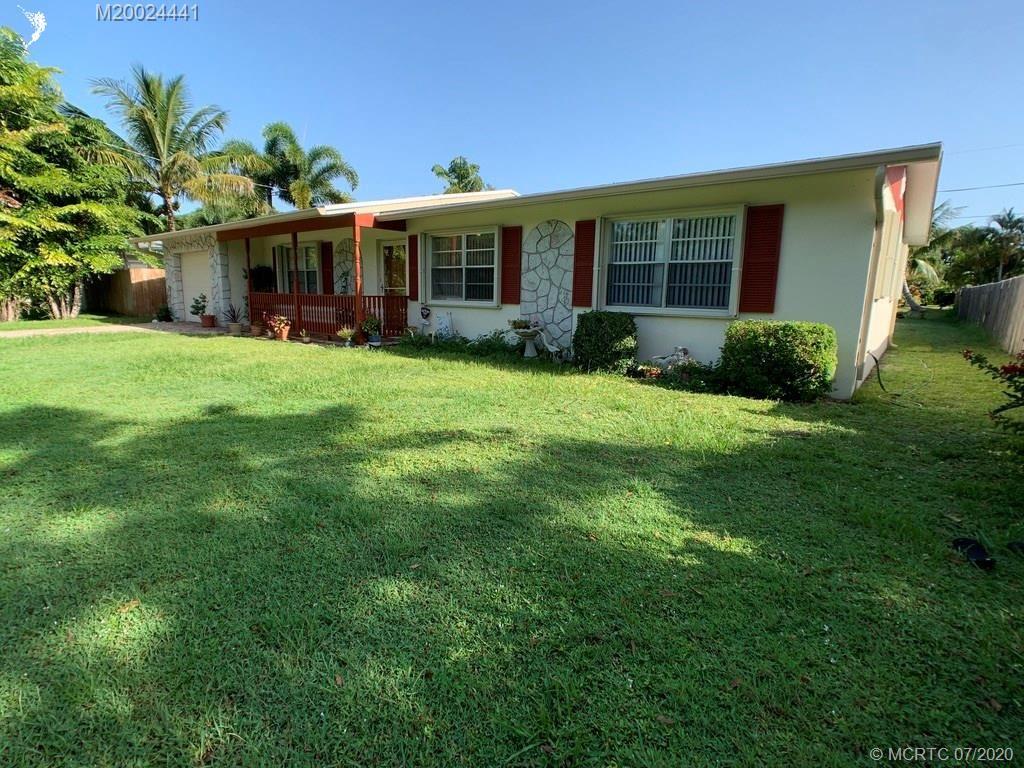 1085 NE Tuxedo Terrace, Jensen Beach, FL 34957 - #: M20024441