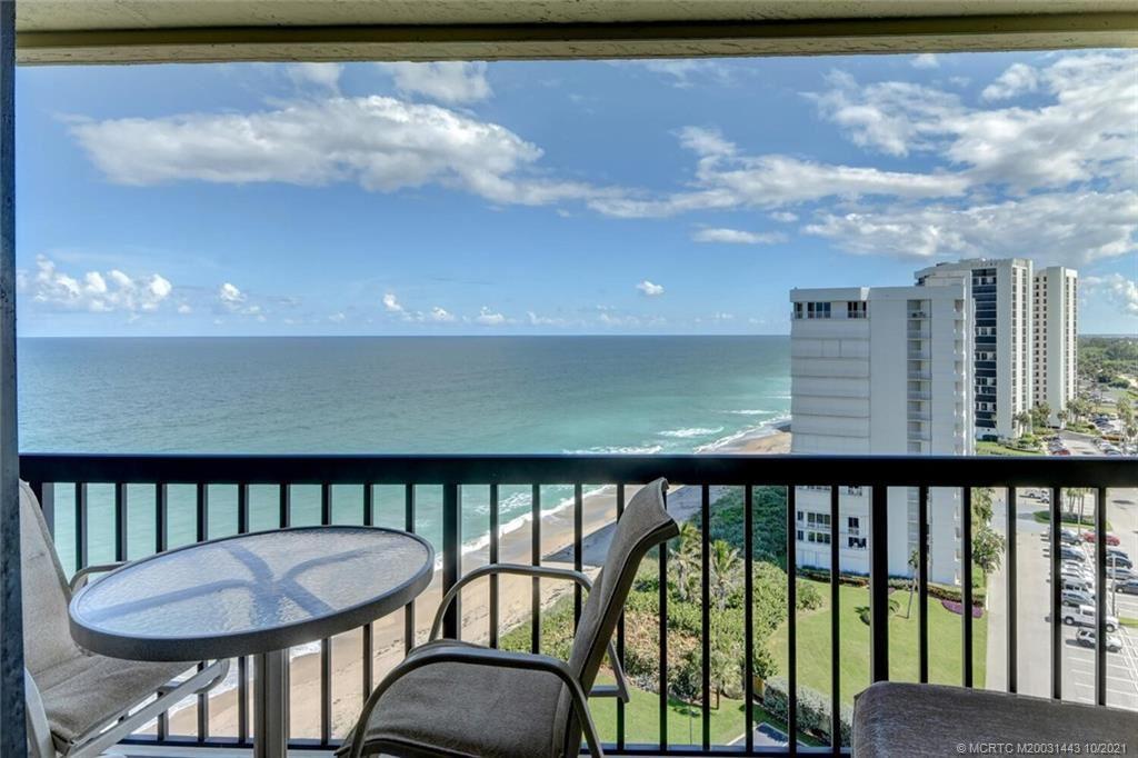 9550 S Ocean Drive #1308, Jensen Beach, FL 34957 - MLS#: M20031443