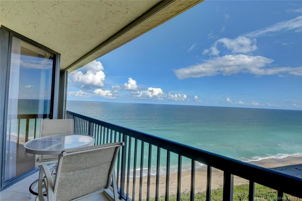 Photo of 9550 S Ocean Drive #1308, Jensen Beach, FL 34957 (MLS # M20031443)