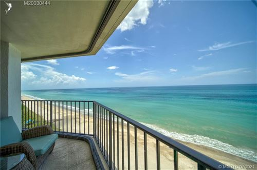 Photo of 9650 S Ocean Drive #1105, Jensen Beach, FL 34957 (MLS # M20030444)