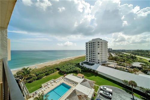 Photo of 10044 S Ocean Drive #908, Jensen Beach, FL 34957 (MLS # M20022445)