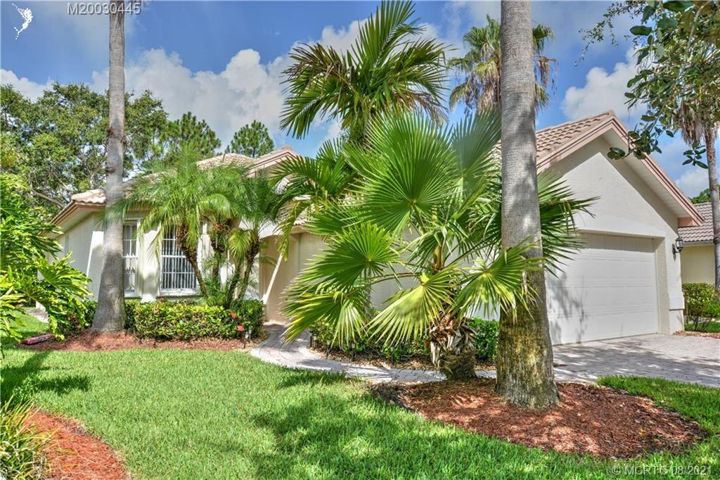 3696 NW Deer Oak Drive, Jensen Beach, FL 34957 - #: M20030445