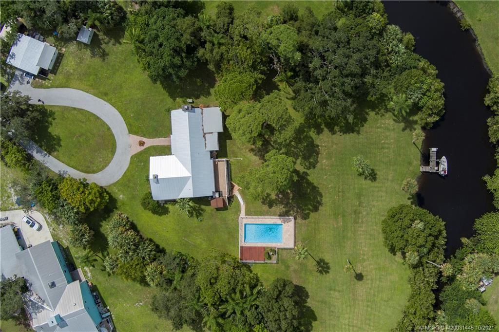 3337 SW Bessey Creek Trail, Palm City, FL 34990 - #: M20031445