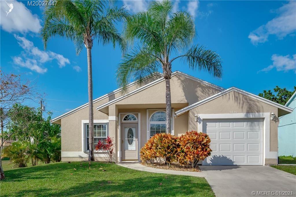 5830 SE Mitzi Lane, Stuart, FL 34997 - MLS#: M20027447