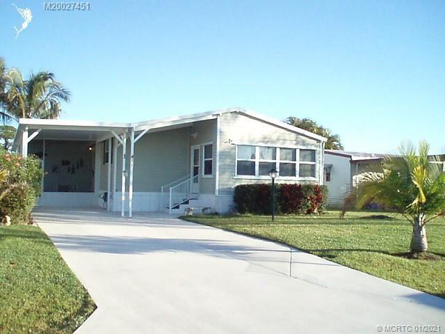 2707 SW Thunderbird Trail, Stuart, FL 34997 - MLS#: M20027451