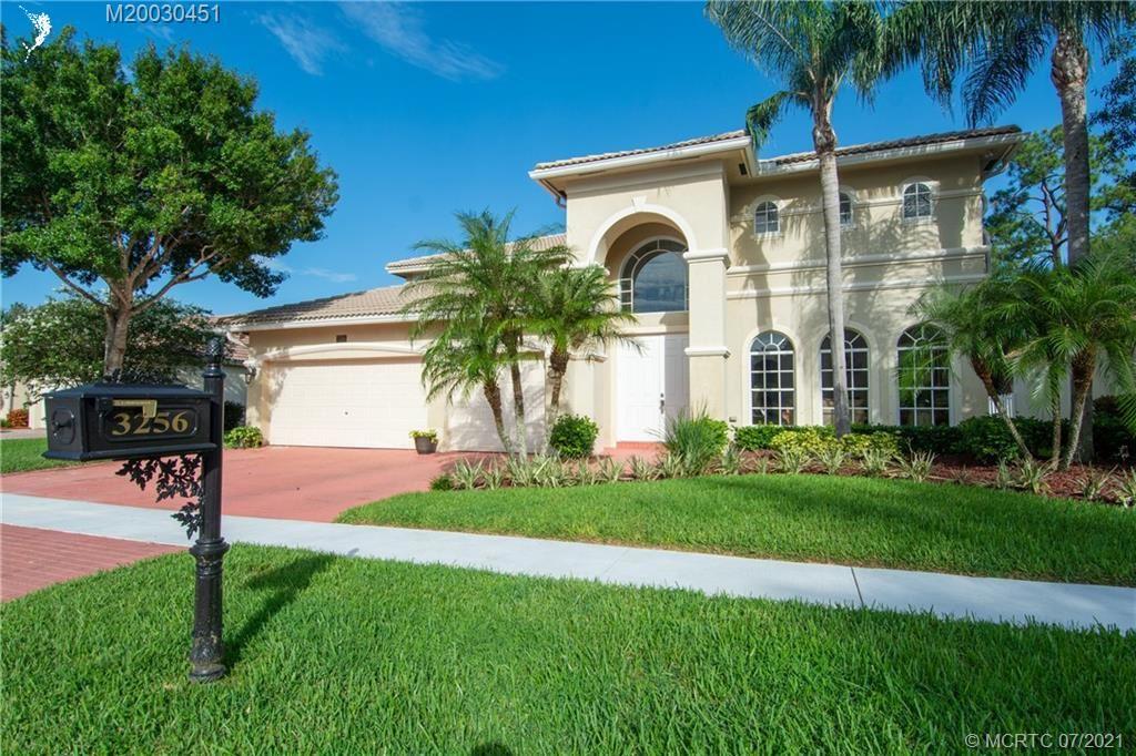 3256 SW Newberry Court, Palm City, FL 34990 - #: M20030451