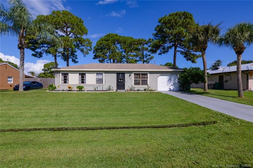 2737 SE Howell Avenue, Port Saint Lucie, FL 34952 - #: M20031451