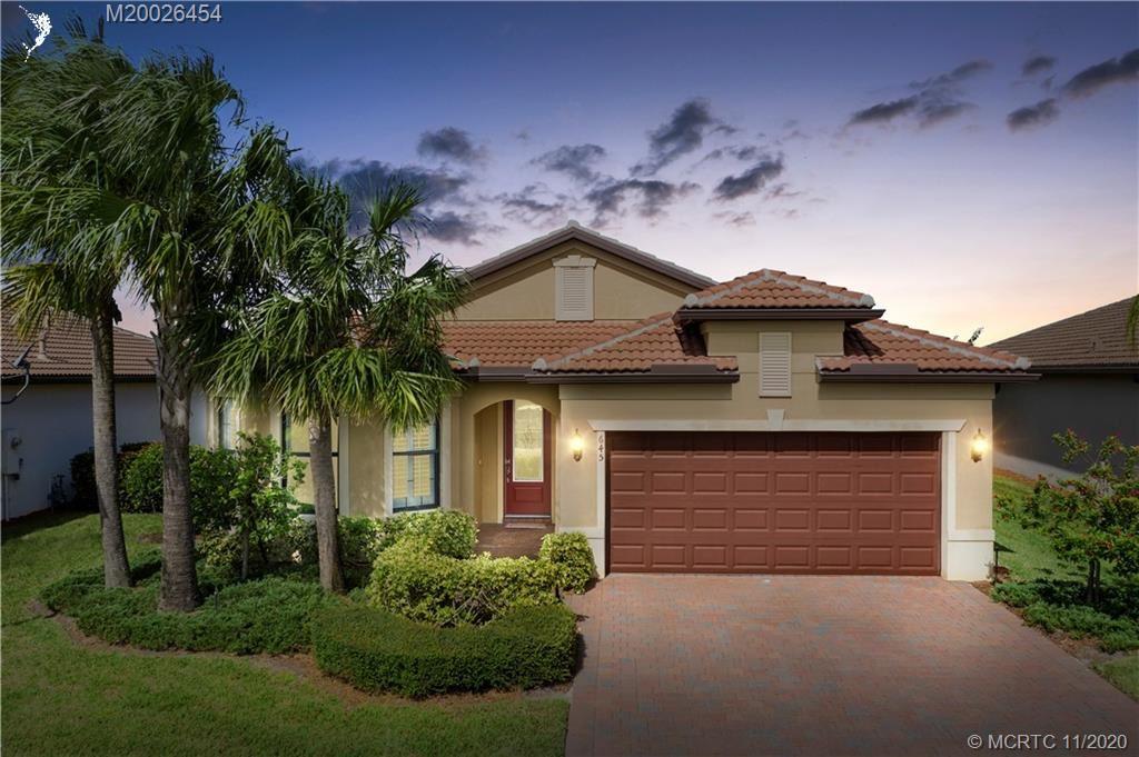 645 SE Monteiro Drive, Port Saint Lucie, FL 34984 - MLS#: M20026454