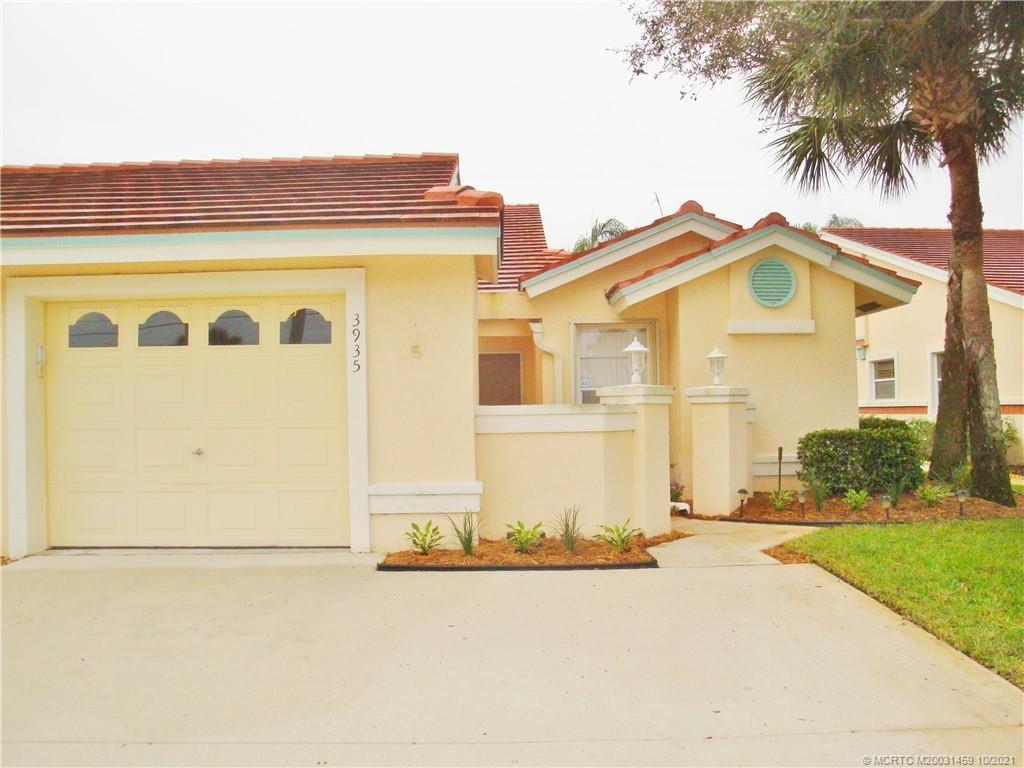 3935 SW Whispering Sound Drive, Palm City, FL 34990 - MLS#: M20031459