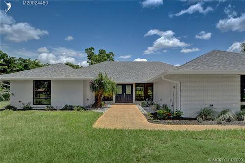 Photo of 3831 SW Bimini Circle N, Palm City, FL 34990 (MLS # M20024460)