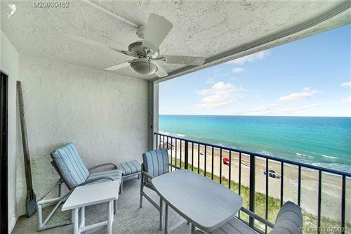 Photo of 9490 S Ocean Drive #611, Jensen Beach, FL 34957 (MLS # M20030462)